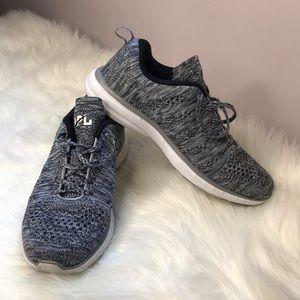 APL Sneakers 8.5B Blue Navy Propelium TechLoom Pro